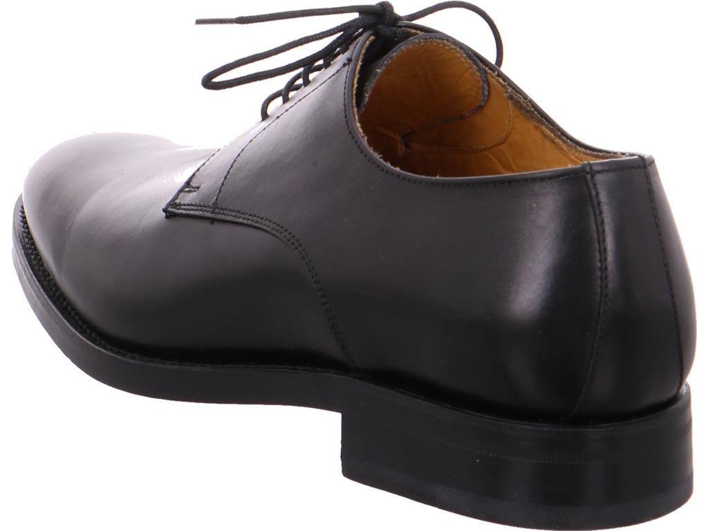 Billig gute Qualität  Berwick   Qualität Halbschuh schwarz 81372e
