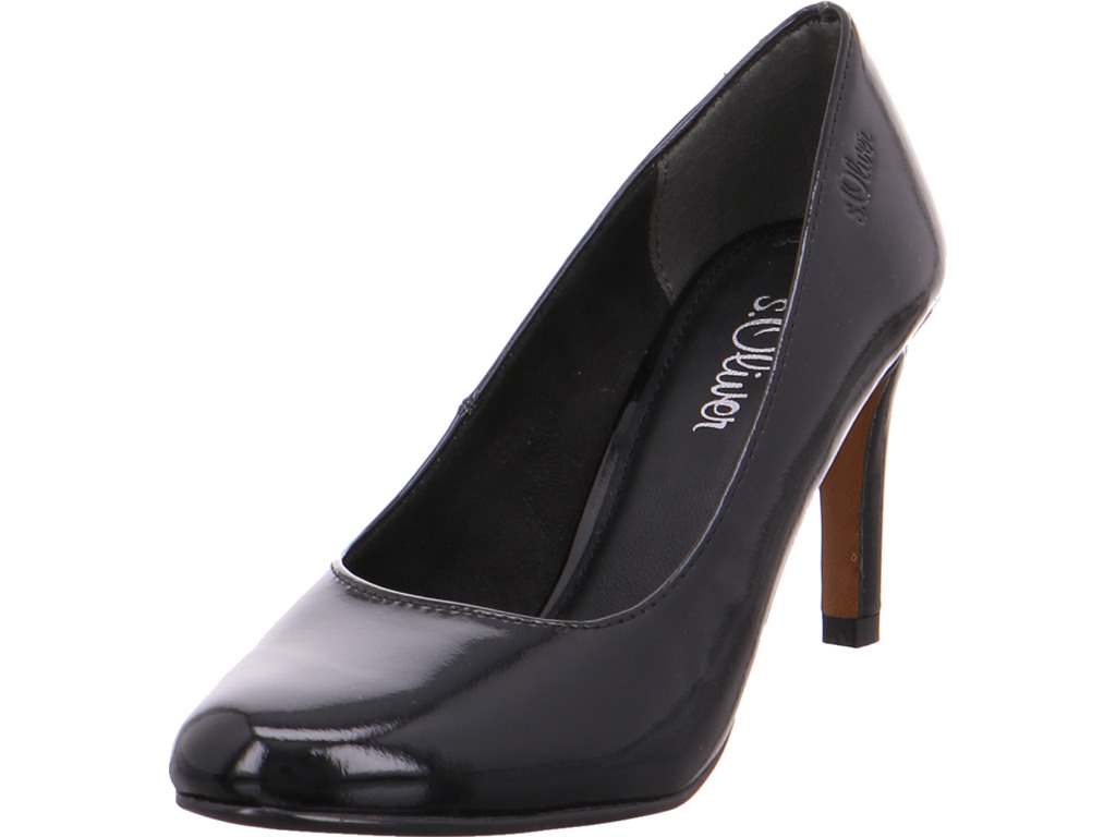 s.Oliver Damen Da.-Pumps Pump schwarz
