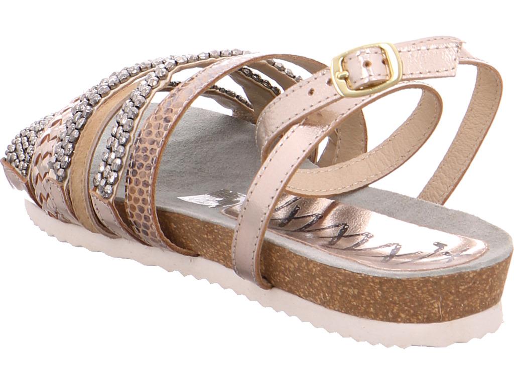 xyxyx  NV Sandale Sandalette beige