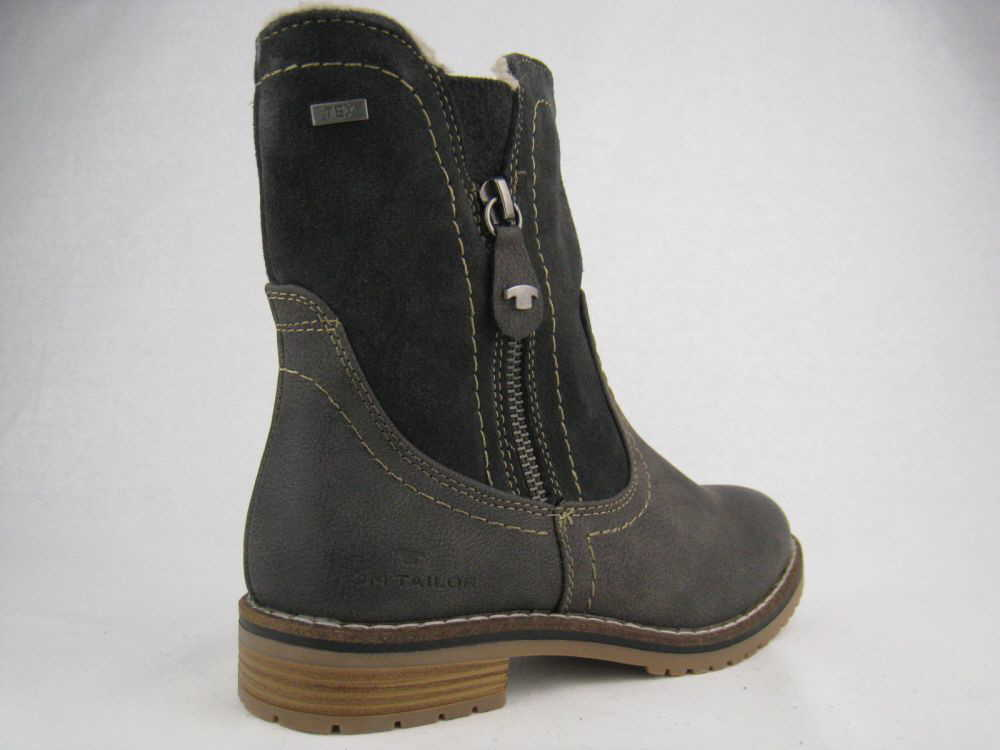 Pep Step Damen 1693602,coal Stiefel grau