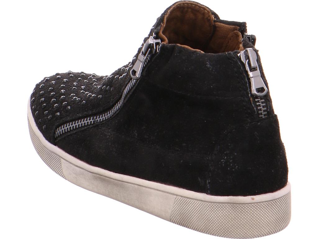 Laufsteg Damen  Stiefel schwarz