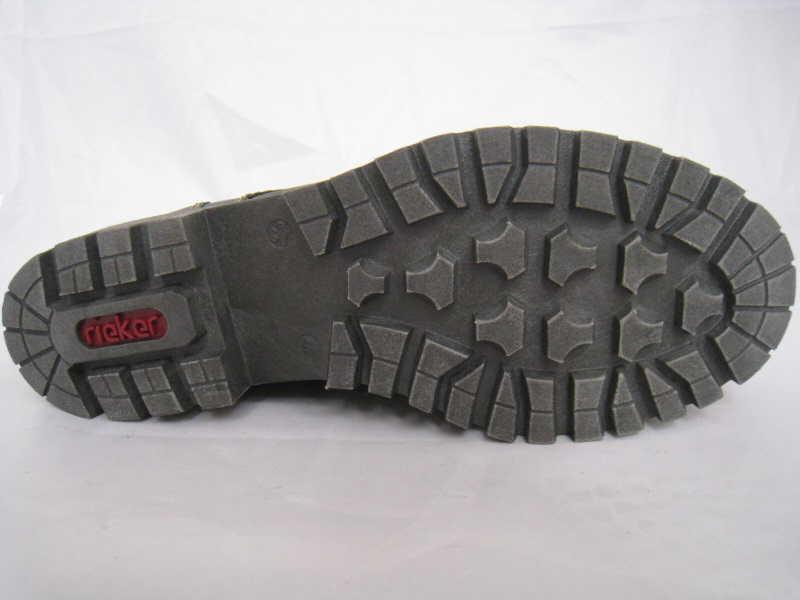 Rieker Damen  Stiefel grau grau grau ed9985