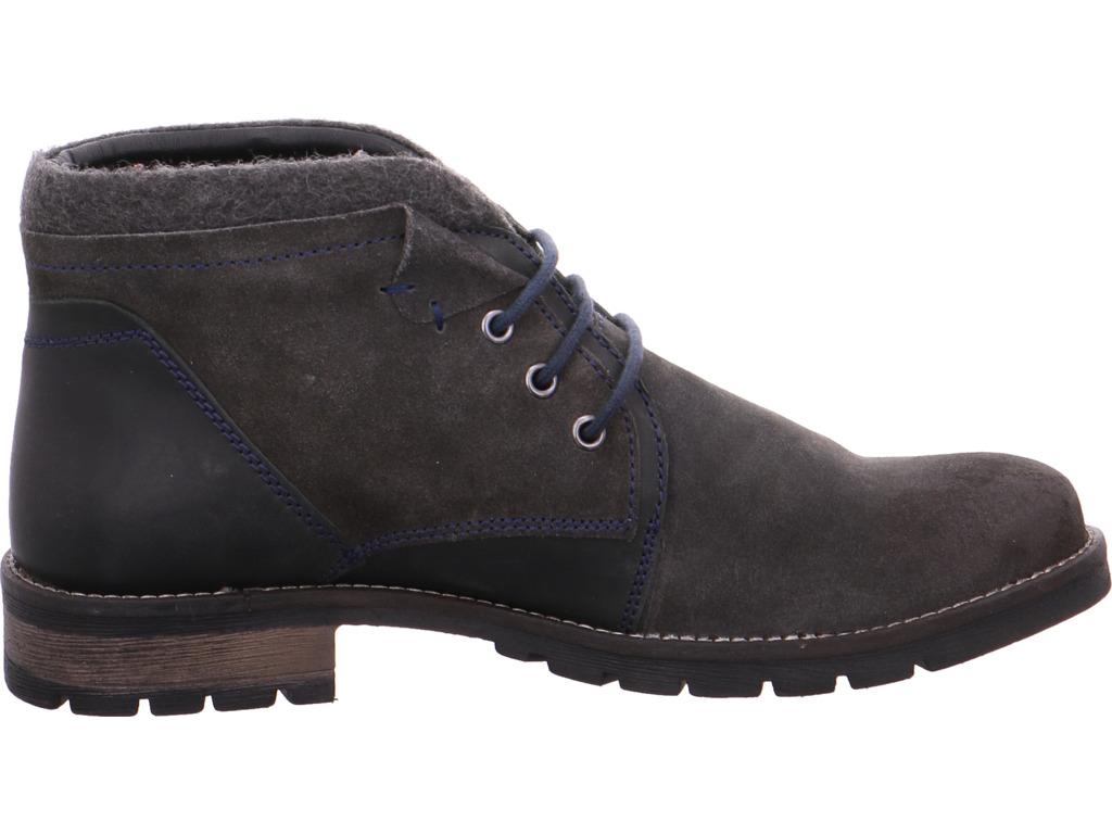 Billig gute Qualität Quick-Schuh Herren Schlupf/RV-St.Sp-Bod Stiefel schwarz