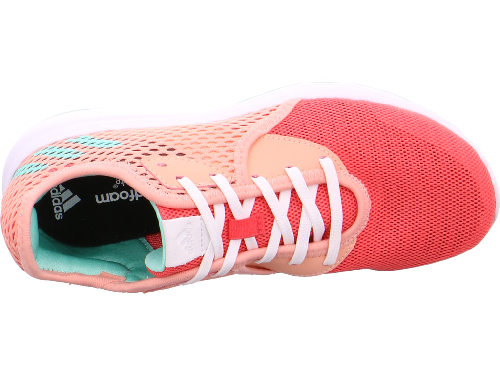 Adidas Damen  Sneaker Sneaker  rot 034039