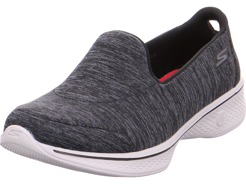 SKECHERS Damen  Slipper grau
