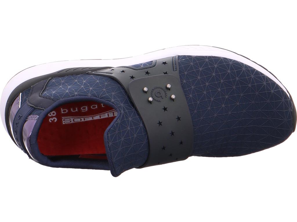 Bugatti     Slipper blau 5c3945