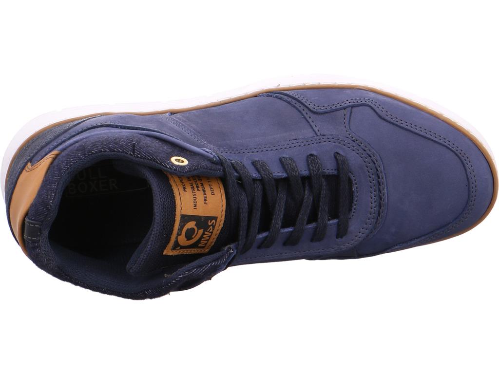 Billig hohe Qualität Bullboxer Herren  Stiefel blau